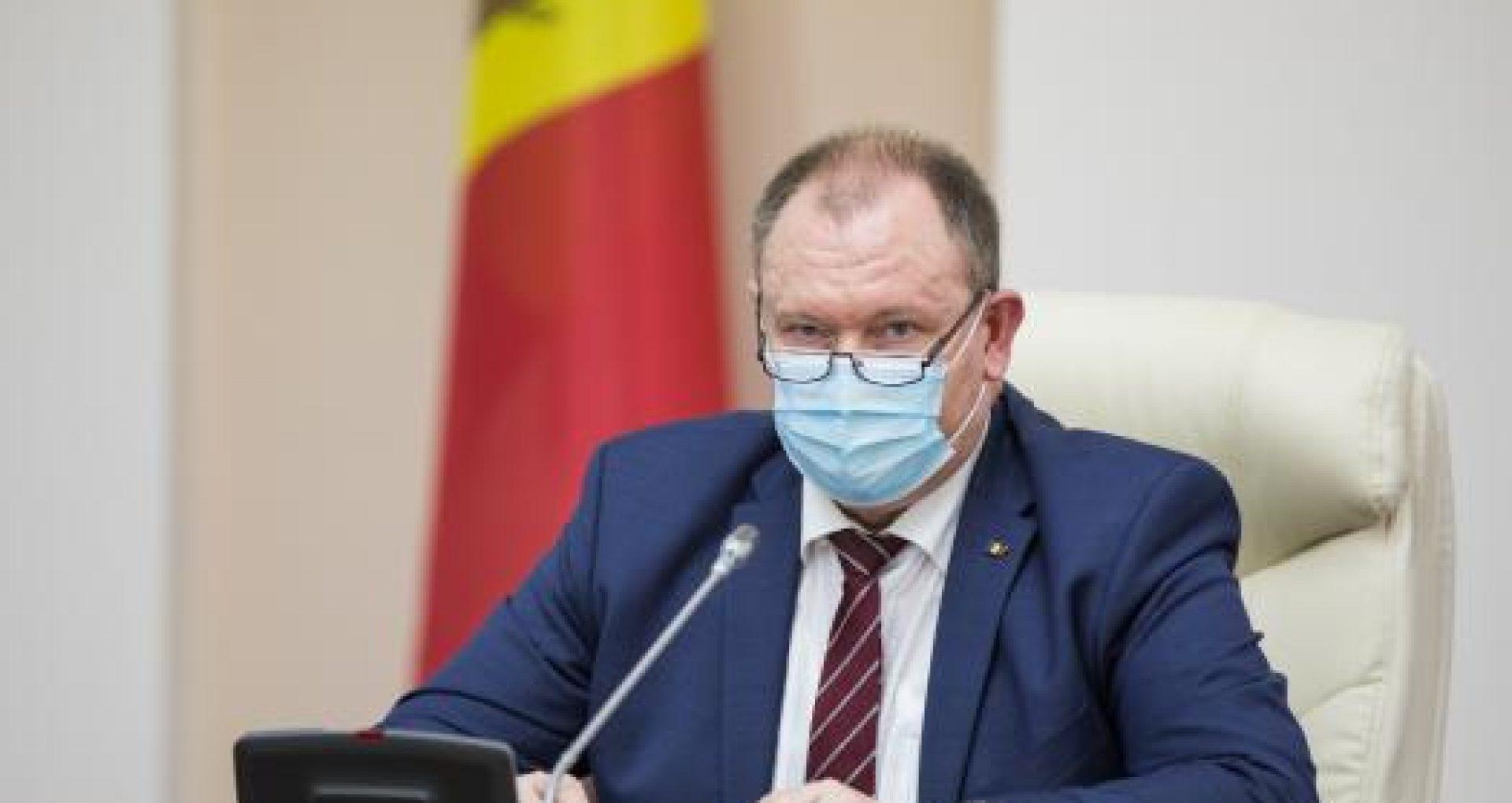 """Tulpina britanică a COVID-19 ar fi prezentă în R. Moldova. Ciocoi: """"Au fost trimise probe în Germania"""""""