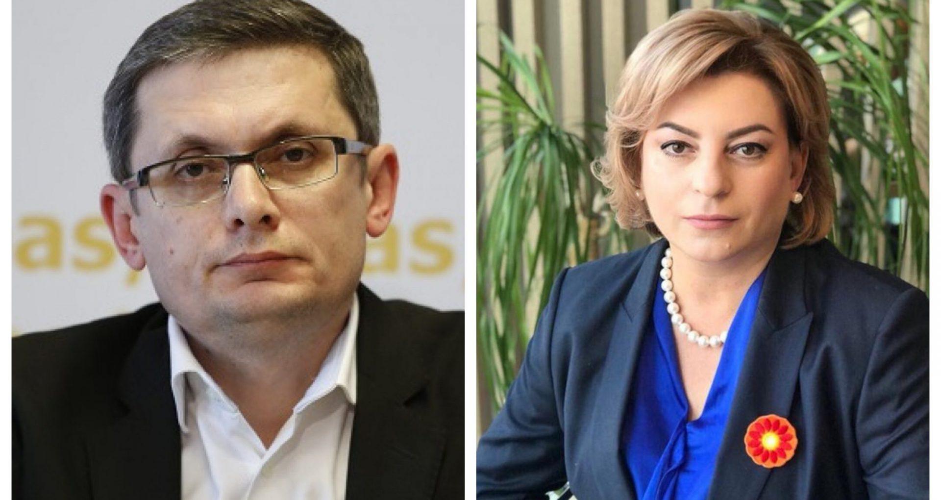 Într-un mesaj cu mai multe greșeli gramaticale, Mariana Durleșteanu îl anunță pe liderul interimar al PAS că îl va acționa în judecată