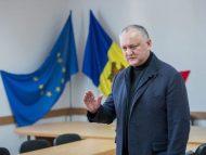 """Dodon atacă ambasadorii statelor UE: """"Preferata voastră încalcă Constituția și voi tăceți. Chestia asta va fi penalizată"""""""
