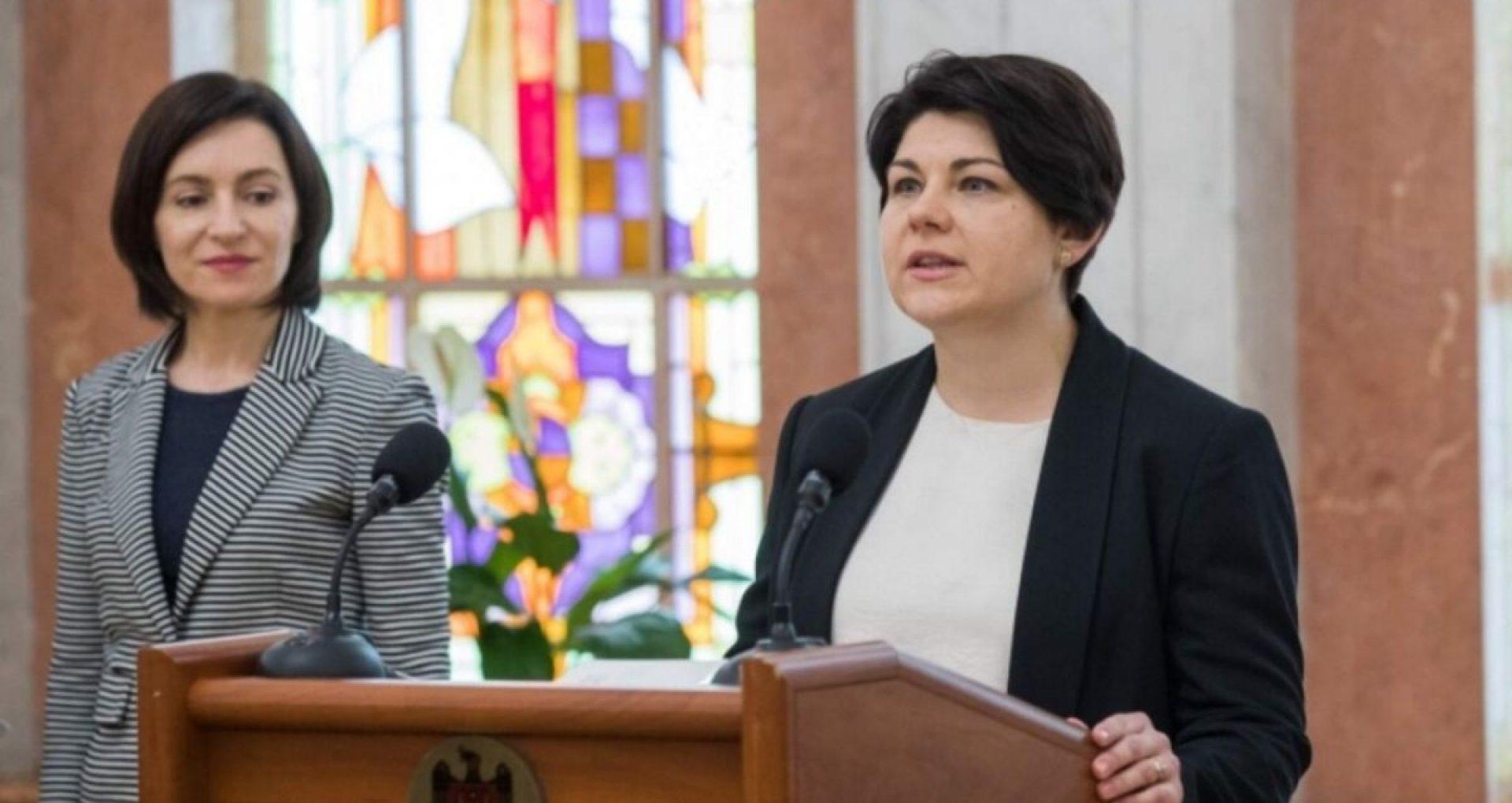 ULTIMA ORĂ/ Natalia Gavrilița, candidatura PAS la funcția de prim-ministru al R. Moldova