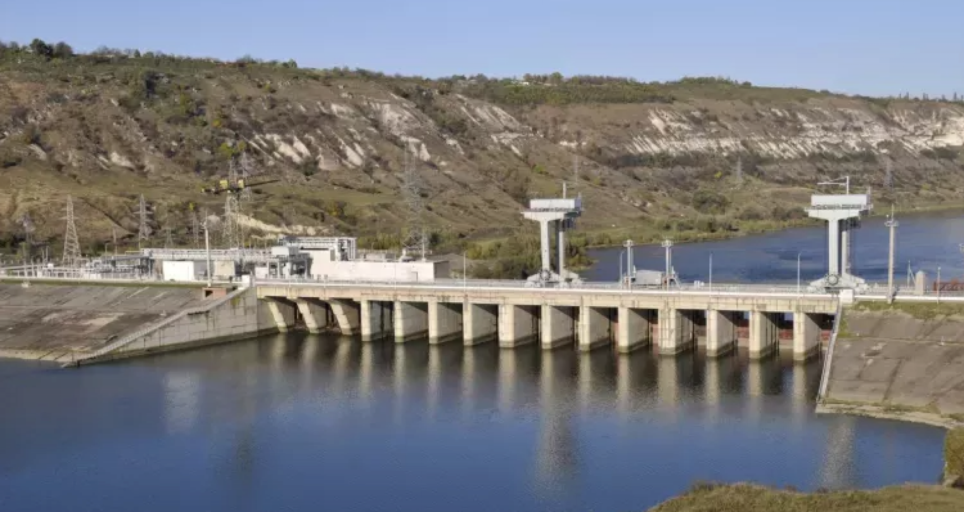 Chiril Moţpan, despre hidroecentrala Novodnestrovsk: În cinci ani, râul Nistru ar putea seca