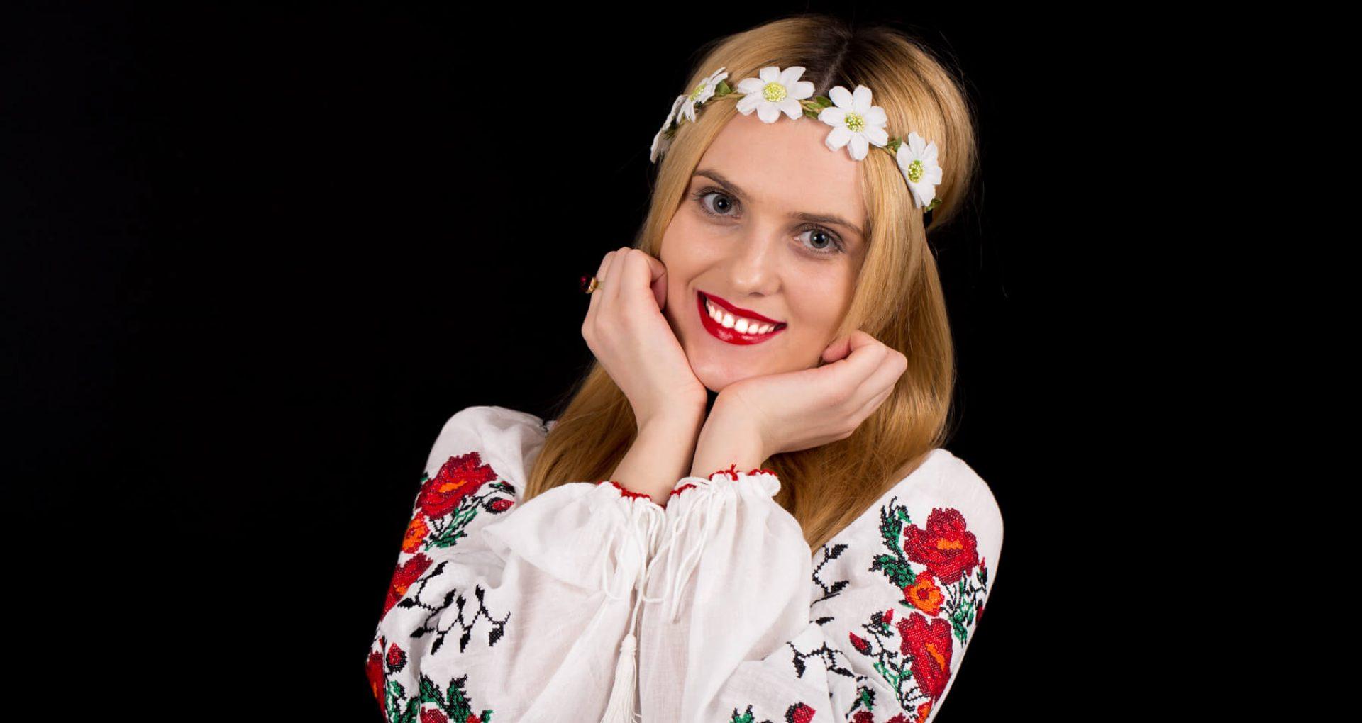 """Olga Bodrug, asistent pentru cercetare la Bush School of Government and Public Service: """"Mi-aș dori să fiu reprezentantul unei Românii reunite în străinătate"""""""