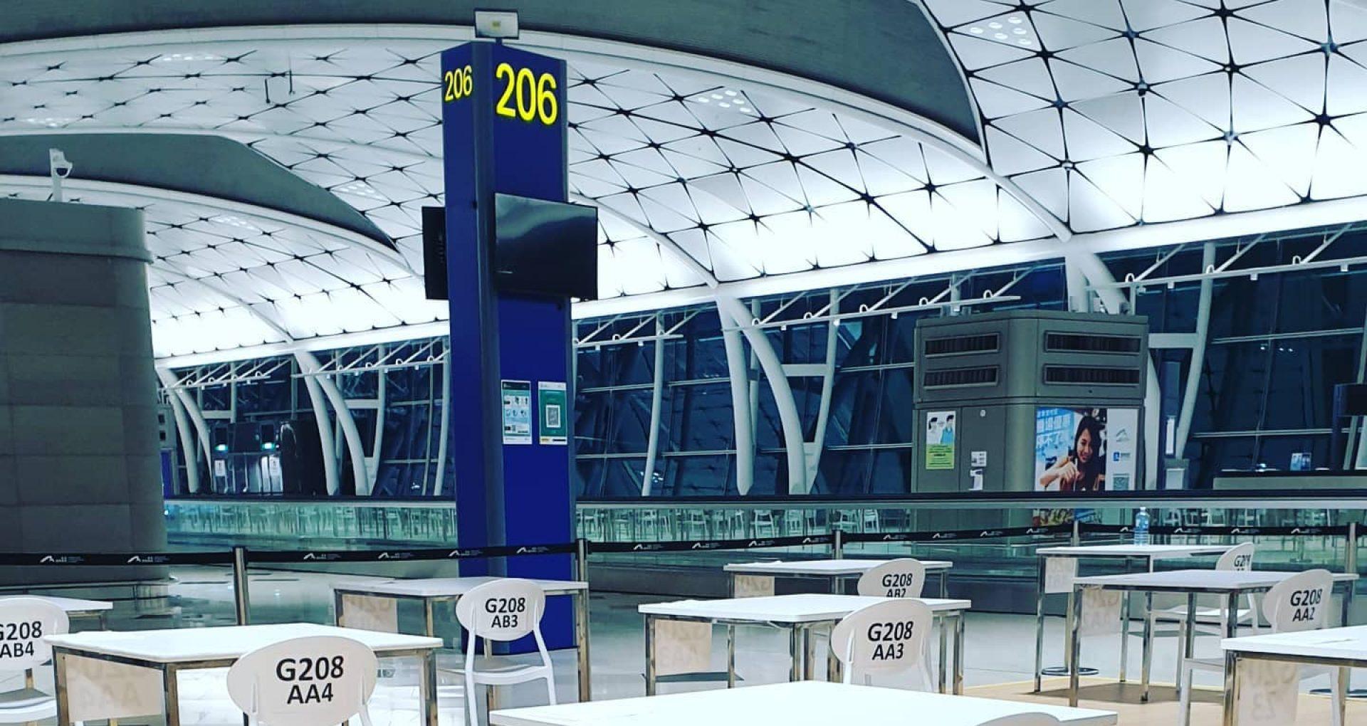 """Experiența unei moldovence ajunse în Hong Kong în timpul pandemiei: măsuri drastice în aeroport, tehnologii folosite inteligent și carantină de 21 de zile într-un """"hotel Covid"""""""