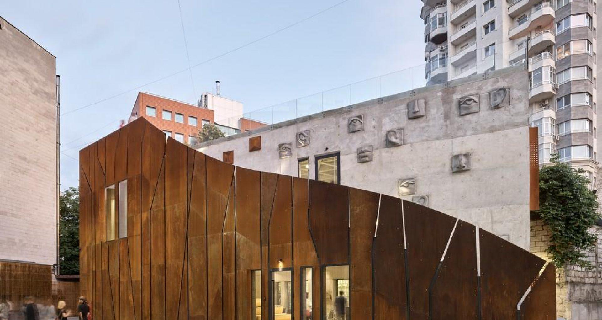 Un proiect din R. Moldova, printre nominalizările la Premiul UE pentru Arhitectură Contemporană