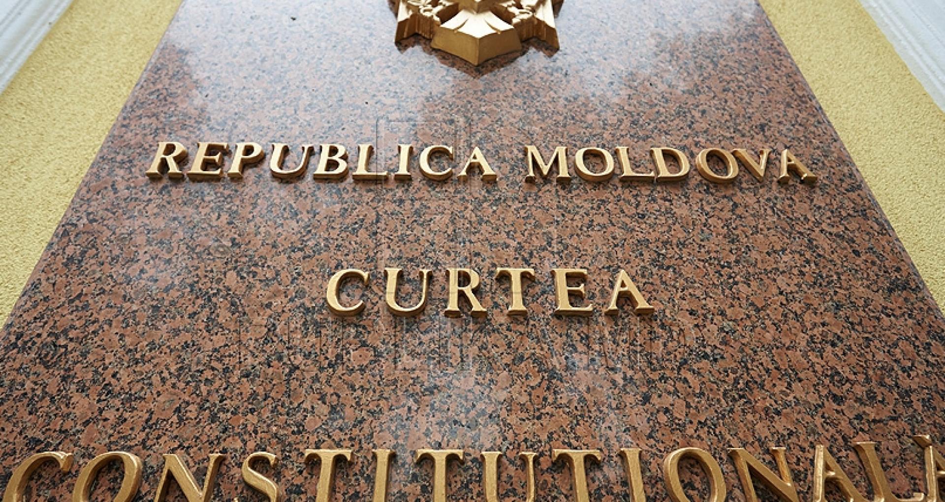 DOC/ IPRE a transmis Curții Constituționale o opinie Amicus Curiae în contextul sesizării în legătură cu decretul privind desemnarea repetată a Nataliei Gavrilița la funcția de premier