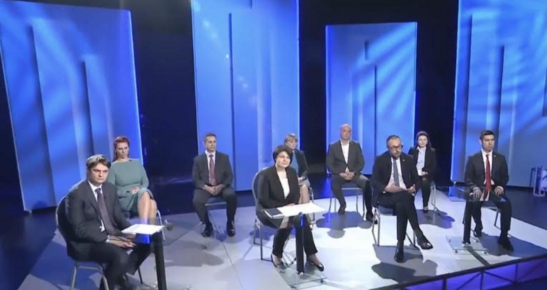 """DOC/ Programul de activitate și lista Guvernului Gavrilița au fost depuse în Parlament: """"Facem un pas hotărât spre alegerile anticipate de care are nevoie țara"""""""