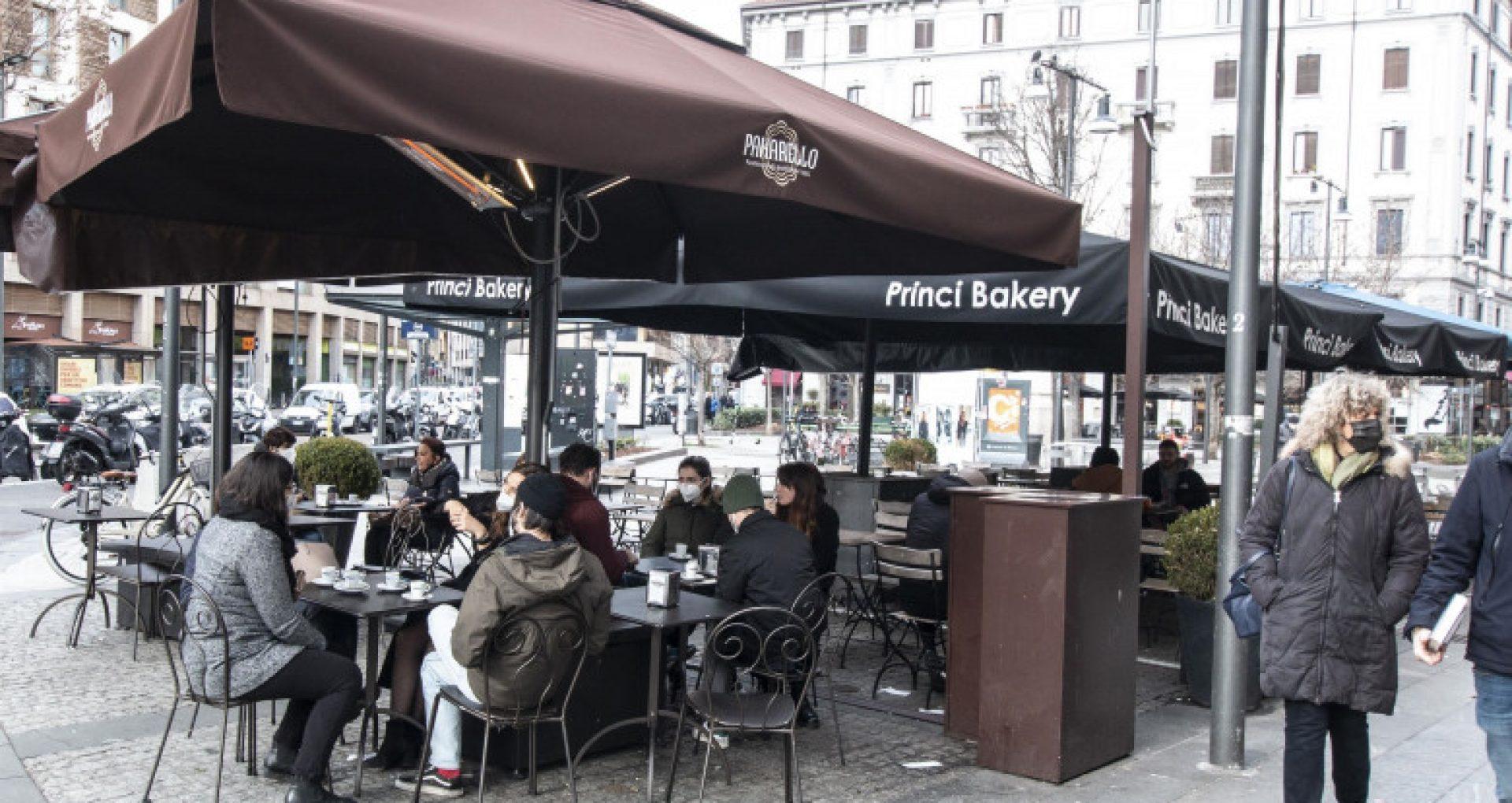 Noi restricţii în Italia din cauza pandemiei de COVID-19. Roma şi Milano fac excepţie