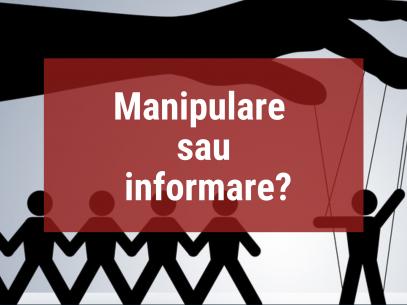 QUIZ/ Verifică dacă ești manipulat sau bine informat