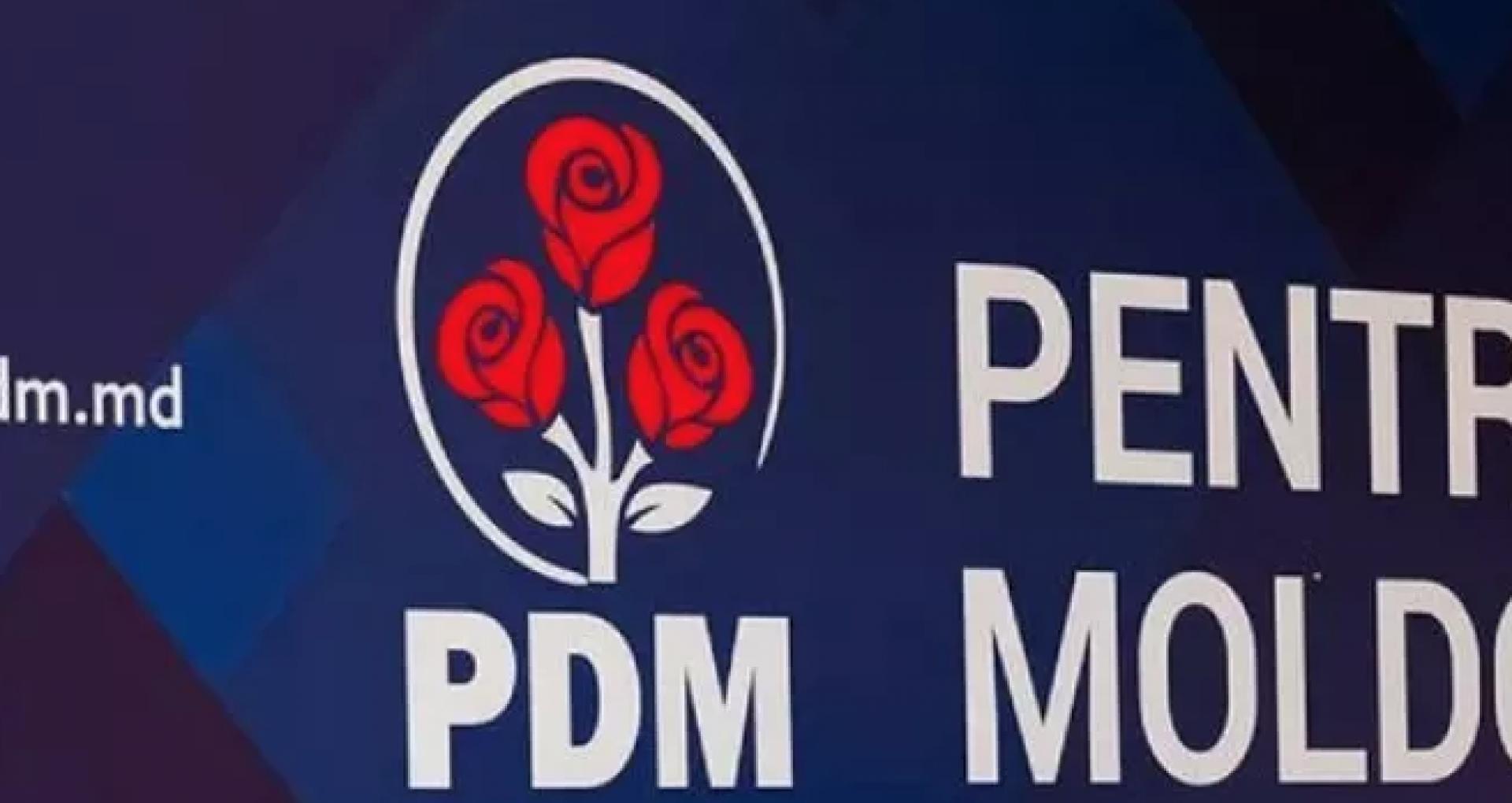 """DOC/ Organizația raională din Sângerei a părăsit PDM: """"Ne retragem încrederea acordată conducerii PDM"""""""