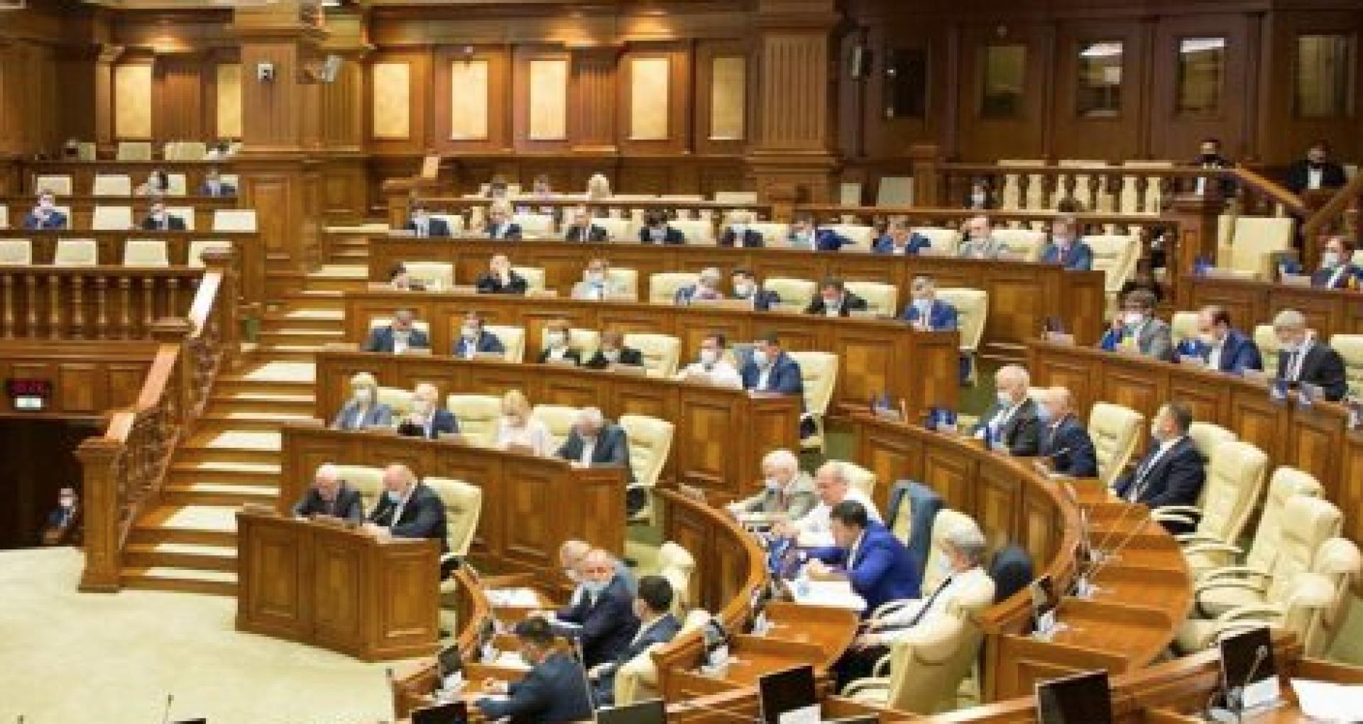 Transfugii din Pentru Moldova, PSRM, ȘOR și trei independenți fac majoritate parlamentară pentru susținerea candidatei înaintată de PSRM la funcția de premier