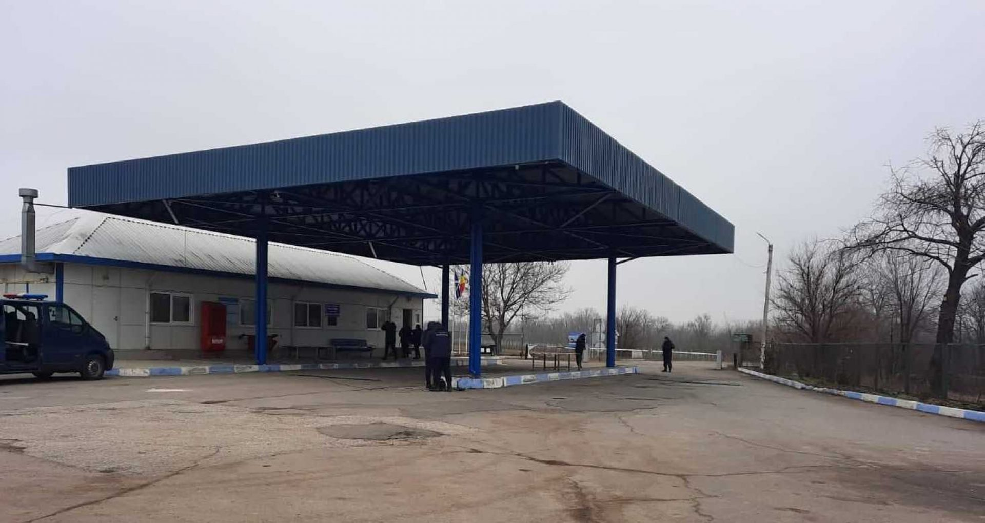 După 11 luni de inactivitate, punctul de trecere a frontierei Vulcăneşti-Vinogradovka își reia activitatea