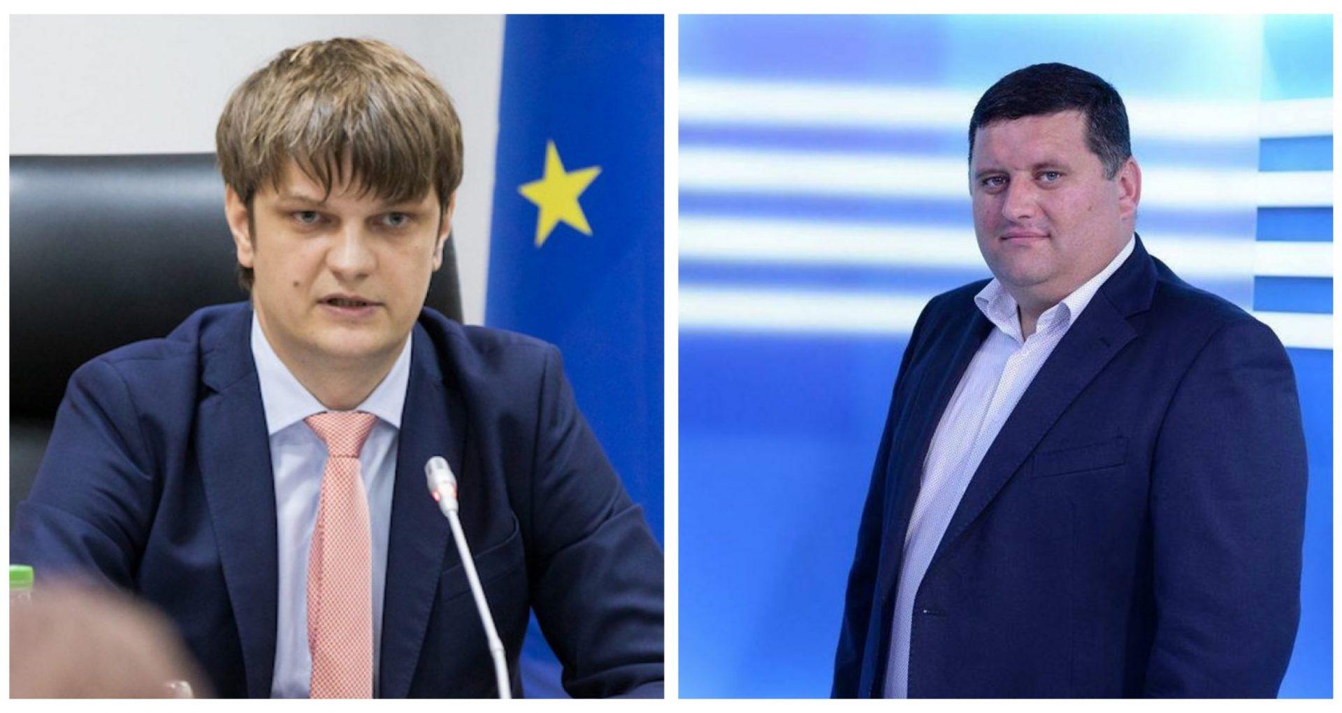 DOC/ Un deputat socialist a sesizat PG, ANI și CEC pentru a-l supune controlului pe secretarul general al Aparatului Președintelui, Andrei Spînu