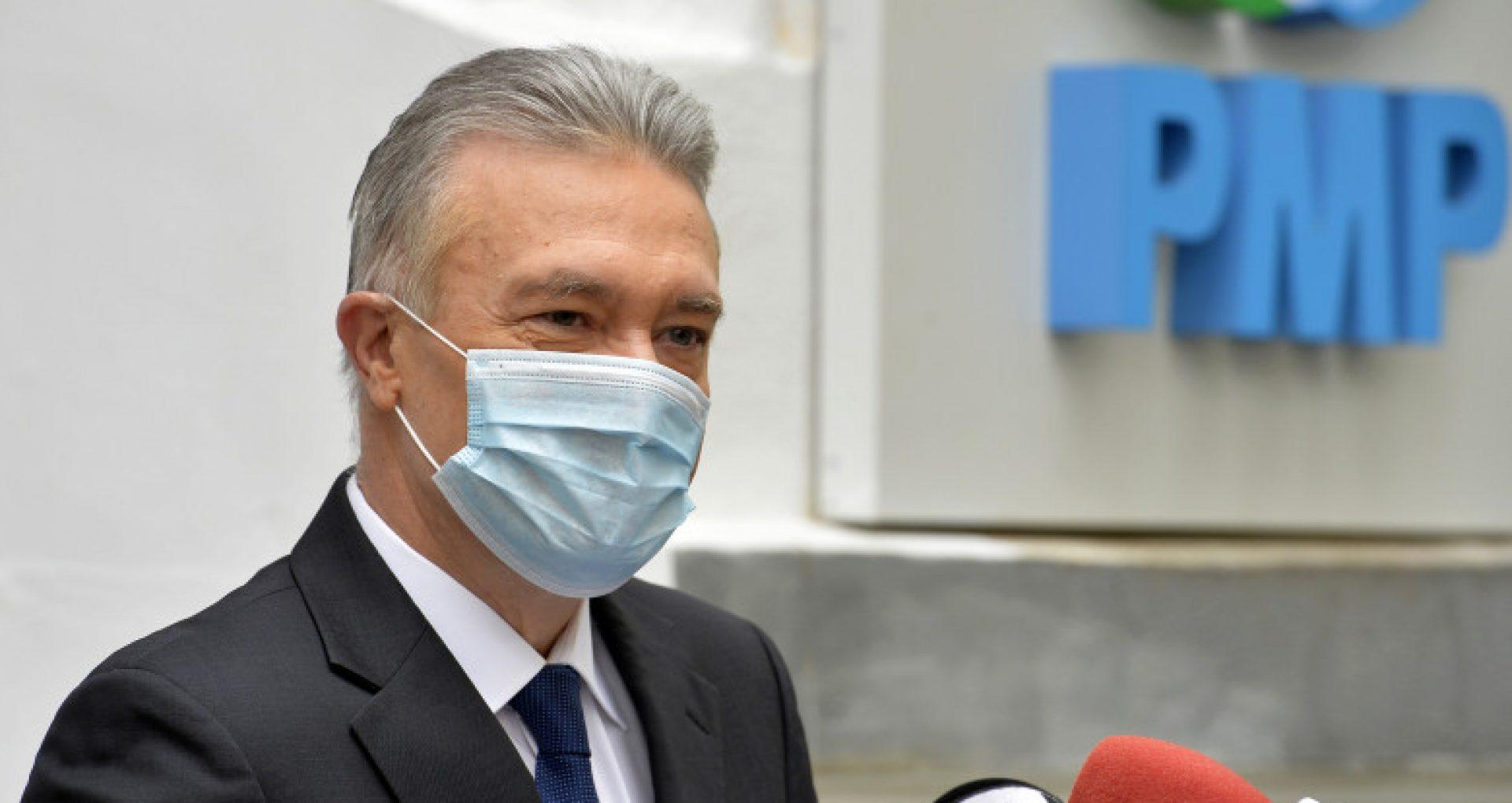 România: Cristian Diaconescu, ales președinte al PMP și desemnat candidat al partidului la prezidențialele din 2024