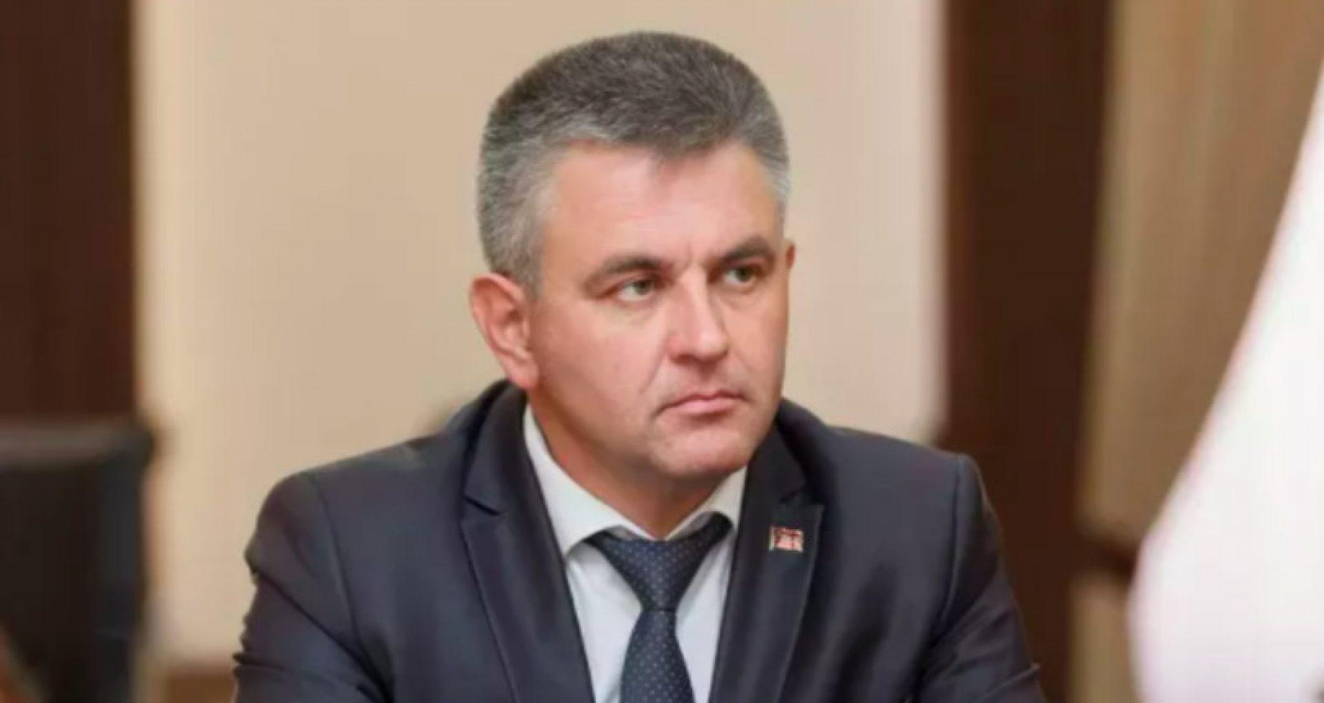 Vadim Krasnoselski își exprimă recunoștința față de România, după ce 1810 de doze de vaccin AstraZeneca au ajuns în regiunea transnistreană