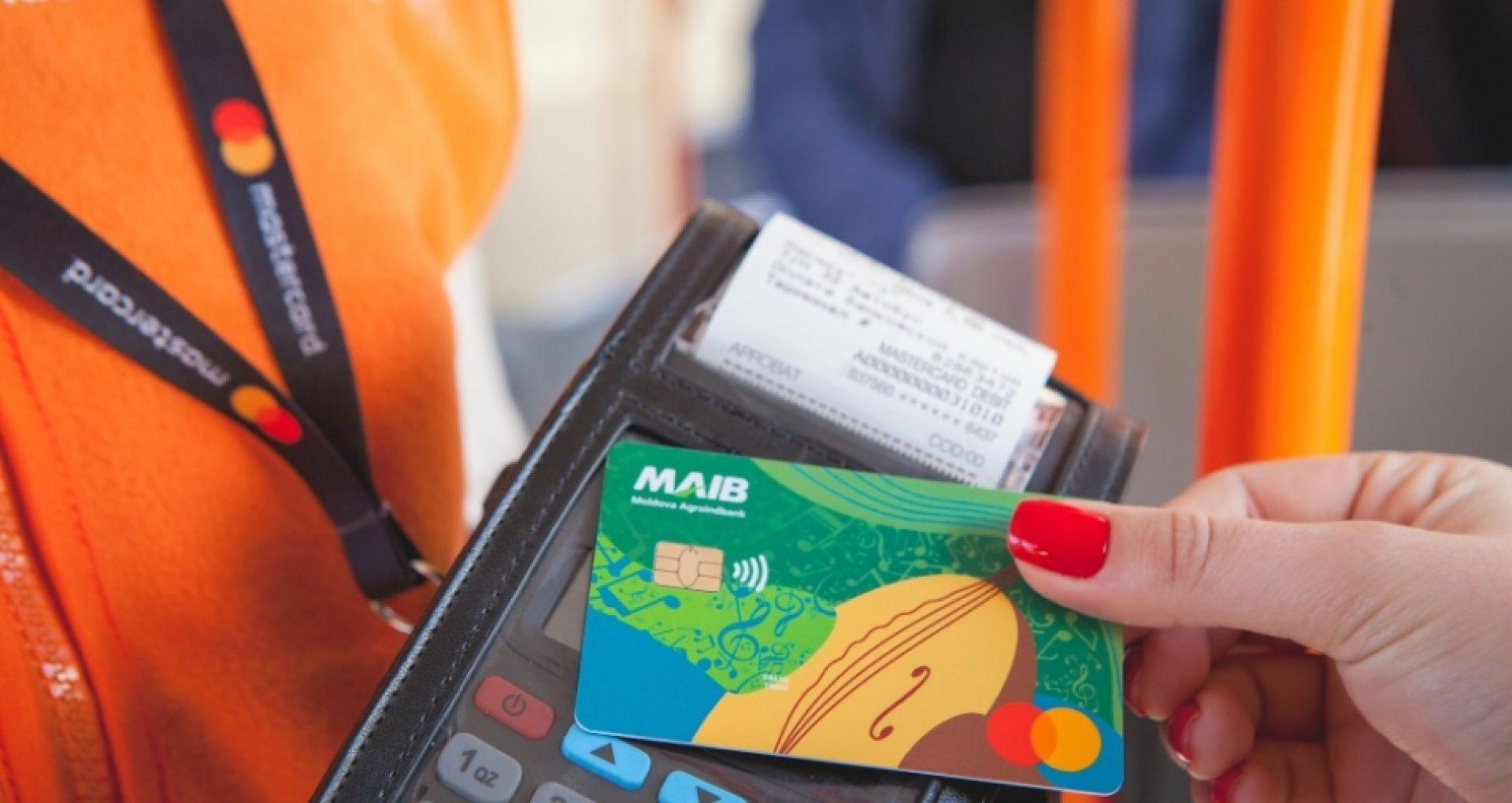 Primăria municipiului Chișinău începe implementarea plăților electronice în transportul public din capitală