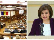 LIVE/ Parlamentarii se întrunesc în ședință. Democrata Monica Babuc a rămas fără loc în sala de plen