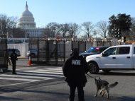 """SUA: Poliţia Capitoliului anunţă o """"posibilă intenţie a unei miliţii"""" de a ataca joi sediul Congresului"""