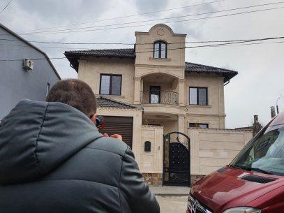 """Foto/ Cum arată casa de milioane a deputatului socialist Radu Mudreac, """"evaluată"""" la 850 de mii de lei"""