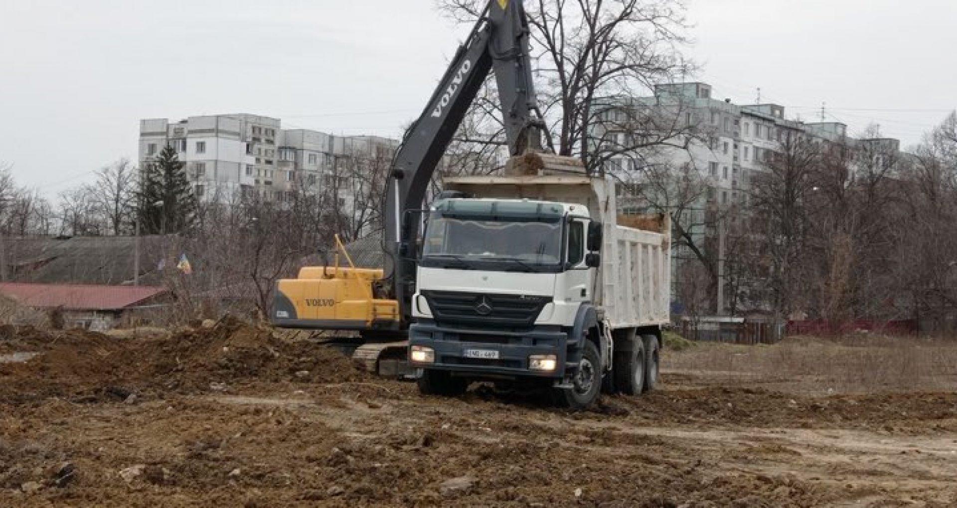 """SPPS sesizează mai multe instituții ale statului privind desfășurarea unor lucrări pe un teren din mun. Chișinău: """"Considerăm că am fi fost deposedați ilegal"""""""