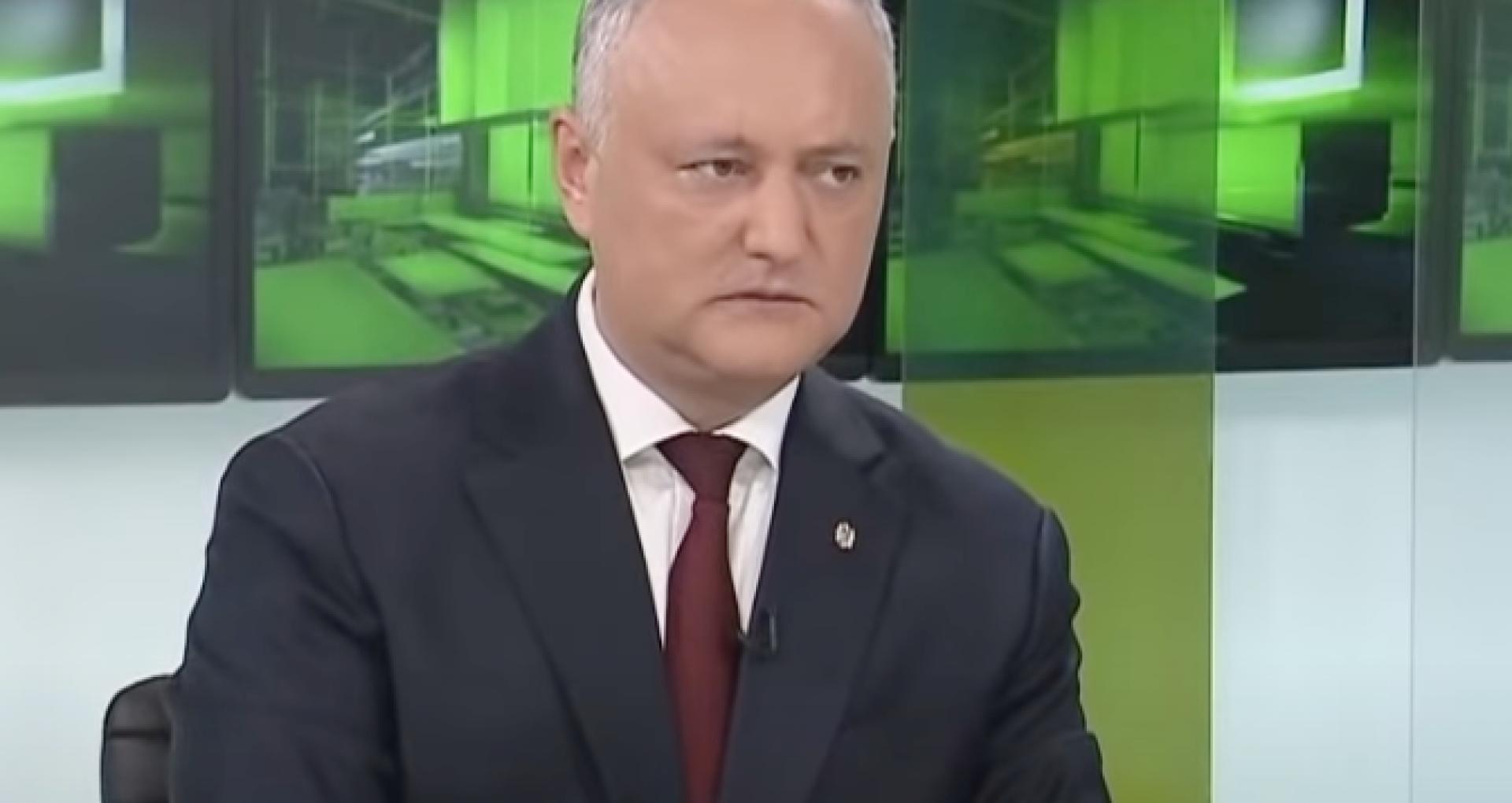 """Dodon susține că în Parlament va fi reconfirmată existența unei majorități parlamentare:  """"Niciunul din cei 53 de deputați nu și-a retras semnătura. Vom lupta până la capăt împotriva Maiei Sandu"""""""