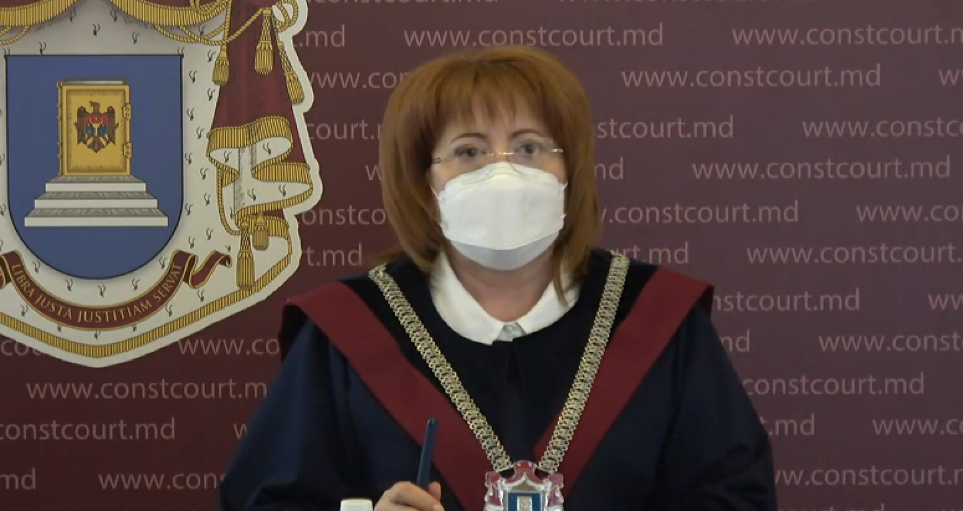VIDEO/ Declarațiile președintei CC, după ce Înalta Curte a decis că Parlamentul poate fi dizolvat