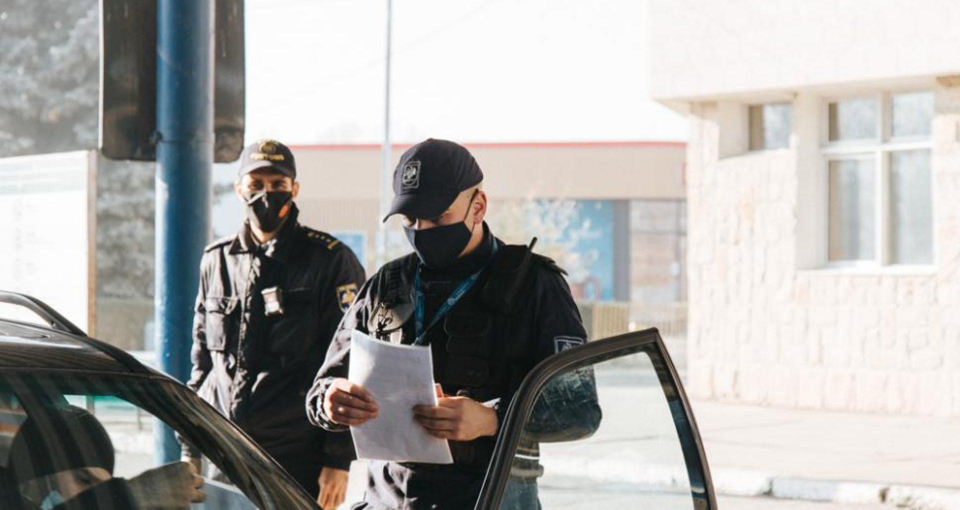 Trafic ilegal de bunuri, documente false și încălcarea regimului zonei de frontieră. Situația la frontieră, în ultimele 24 de ore