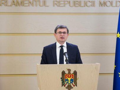 Preşedintele Parlamentului, Igor Grosu, invitat la deschiderea sesiunii Legislativului României