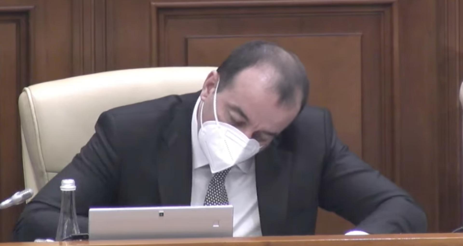 ULTIMA ORĂ/ Petru Jardan, reținut pentru 72 de ore. Acesta a fost escortat la Procuratura Anticorupție