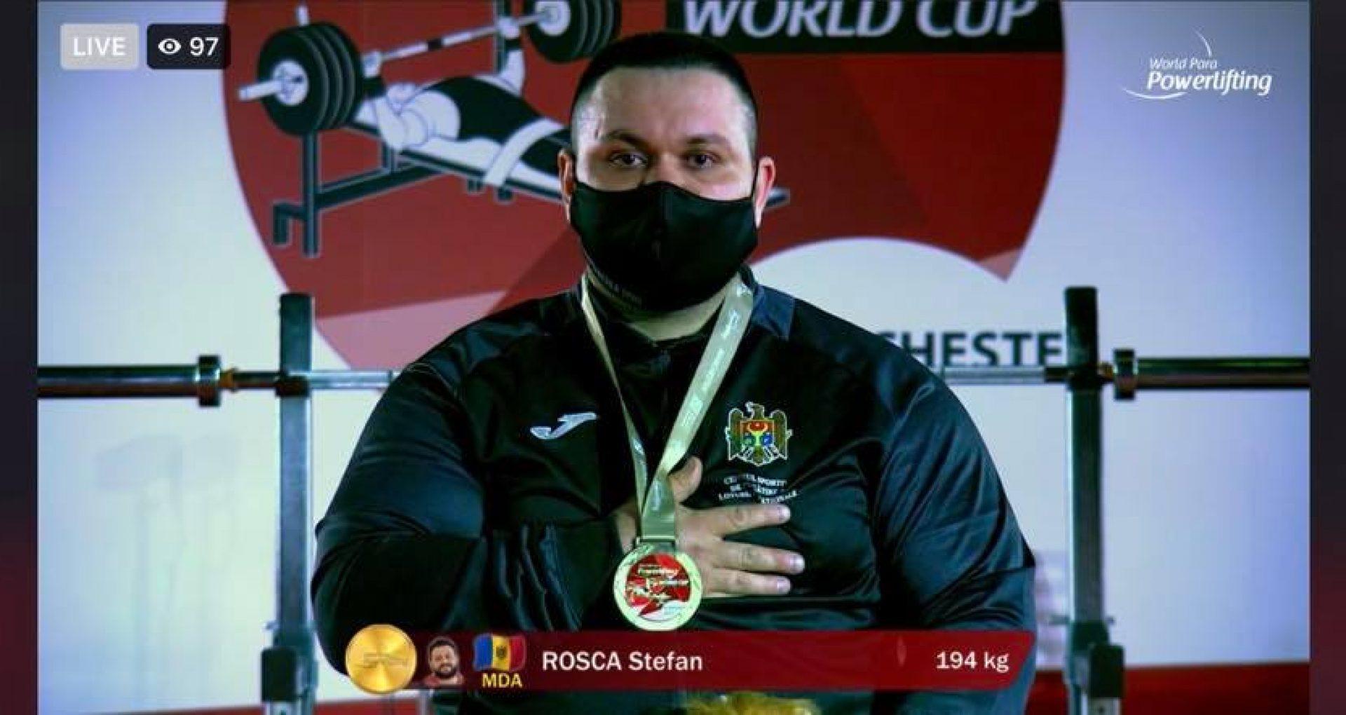 """VIDEO/ """"Fiecare nedreptate pe care o întâlneam în R. Moldova mă făcea mai puternic"""". Interviu cu sportivul paralimpic Ștefan Roșca"""