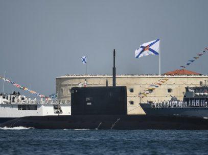 Rusia a mobilizat toate submarinele ruse din Marea Neagră cu ocazia unui amplu exercițiu efectuat de NATO