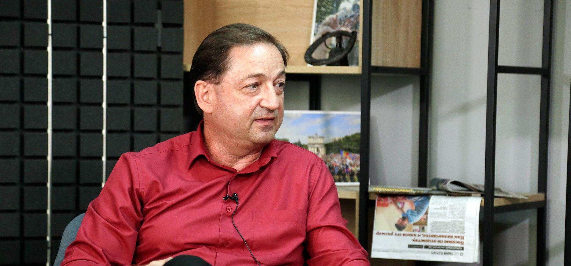 """VIDEO/ """"Ce este legat de Alexandru Dodon, solicitările se făceau la Kentford, la etajul șapte"""". Interviu cu Romeo Lopotencu, ex-director general al Red-Nord"""