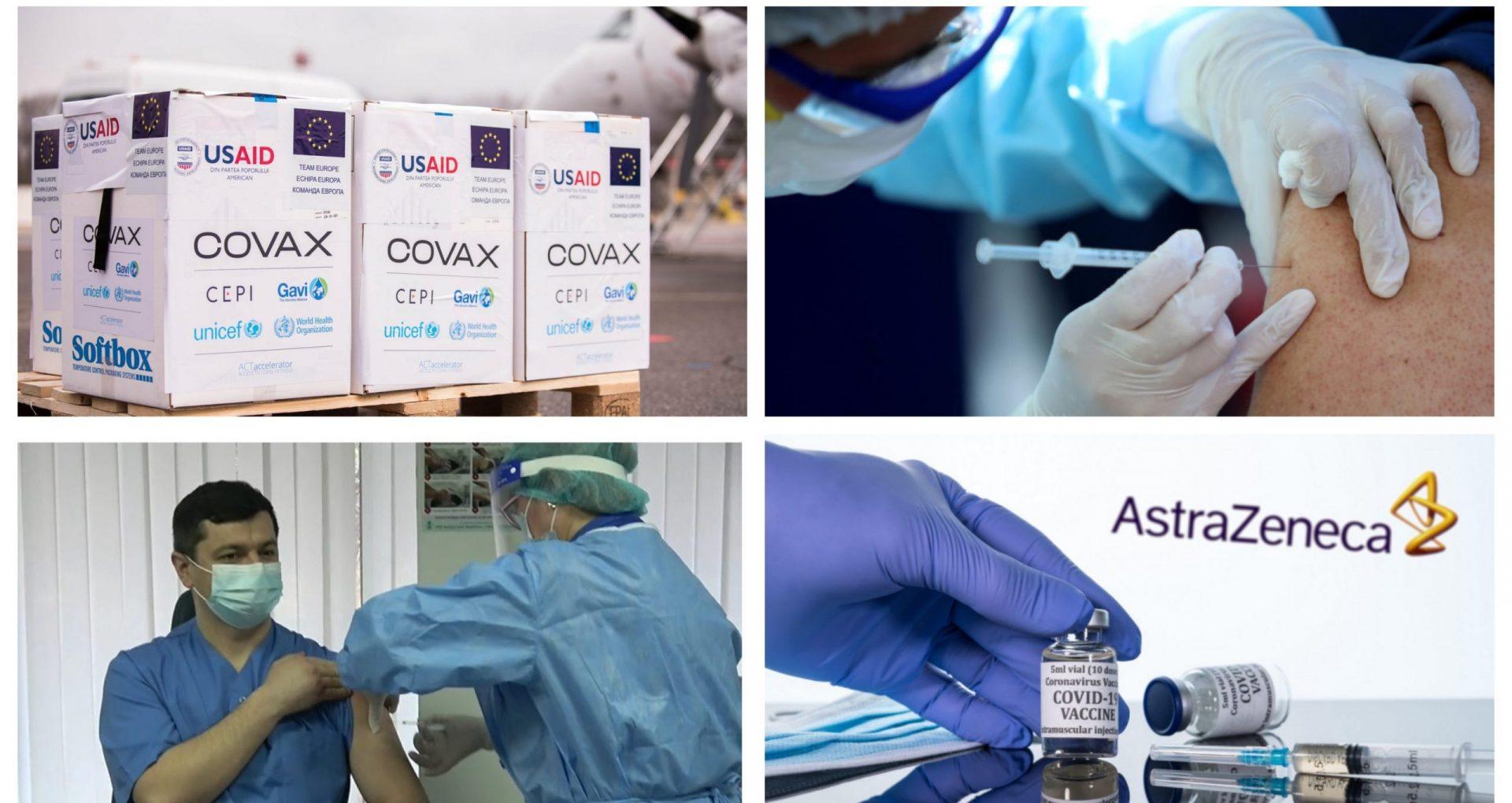 """VIDEO/ În R. Moldova, campania de vaccinare împotriva COVID-19 decurge lent. Cum explică autoritățile din sănătate lentoarea acestui proces: """"Nu avem suficiente vaccinuri"""""""