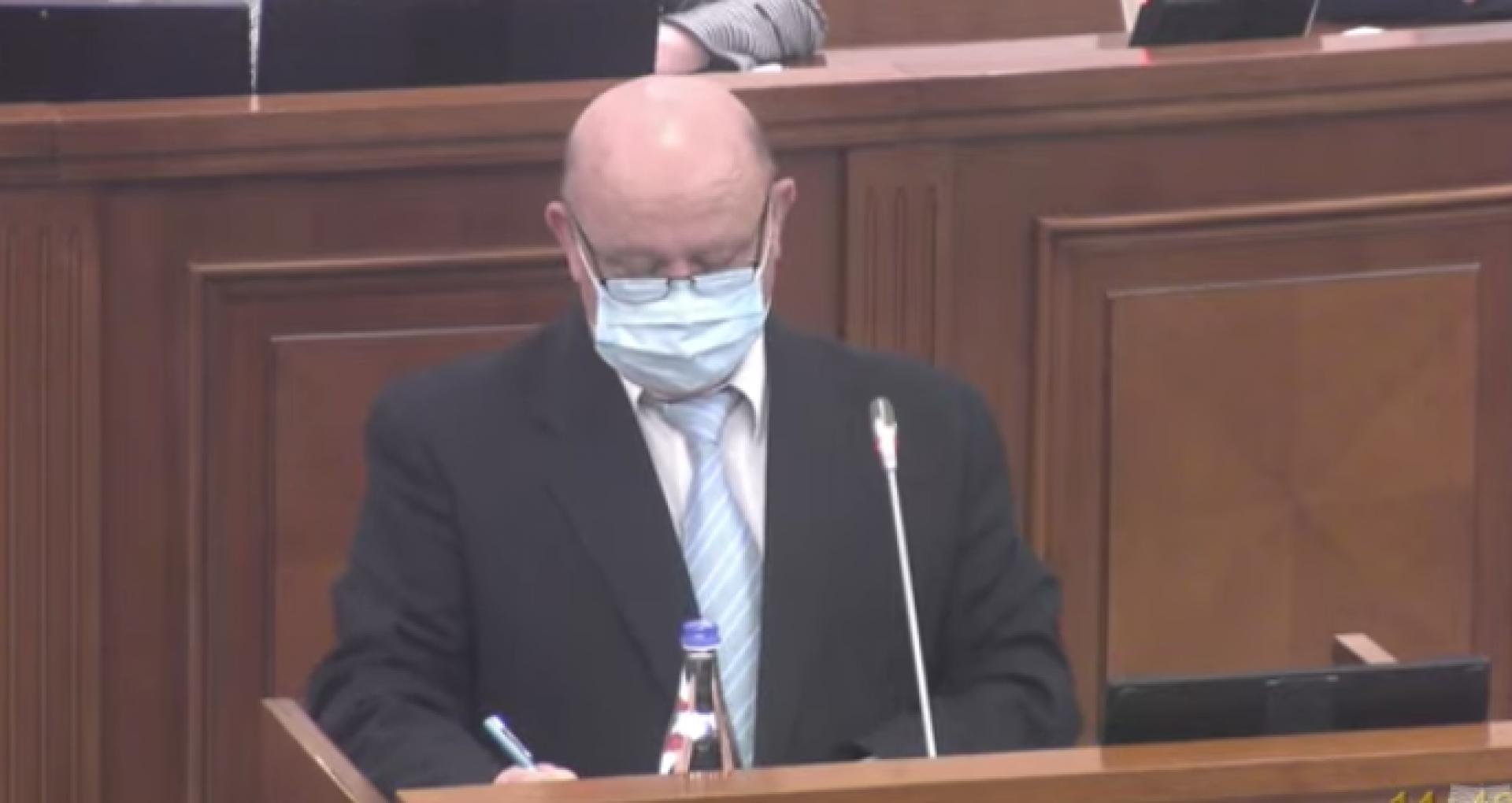 ULTIMA ORĂ/ Boris Lupașcu, numit de PSRM – ȘOR judecător la CC, renunță la mandat