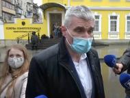 """VIDEO/ Vicepreședintele Parlamentului Alexandru Slusari, în fața CC: """"Eu idee nu am cine e acest Lupașcu. Acest circ care s-a întâmplat în Parlament va fi anulat"""""""