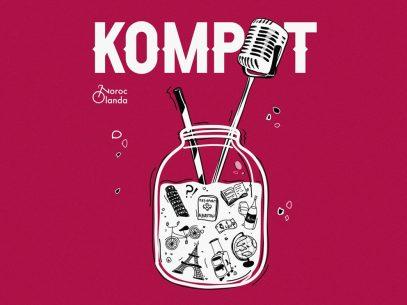 """Podcast """"Kompot"""": Oameni cu idei pentru Moldova. Episod de lansare"""