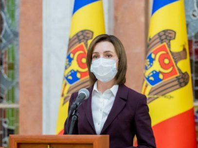"""Reacția președintei Sandu, după ce în presa română a apărut un articol în care se spune că trei asociaţii ale magistraţilor o acuză de """"grave atentate la independenţa justiţiei"""""""