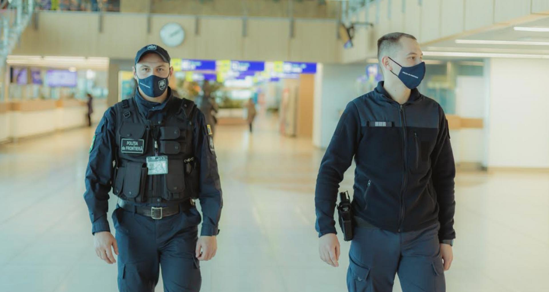 24 de persoane, sancționate la frontieră pentru nerespectarea măsurilor de combatere a pandemiei de COVID-19