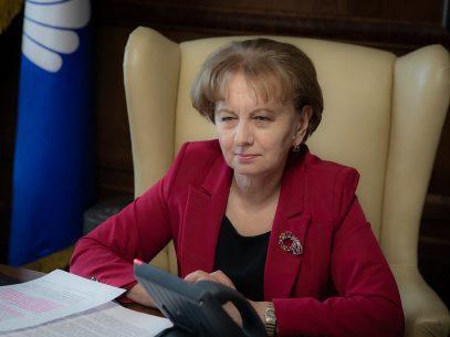 DOC/ Parlamentul anunță că Zinaida Greceanîi a primit răspunsul Secretarului General al Consiliului Europei și îl va remite Curții Constituționale