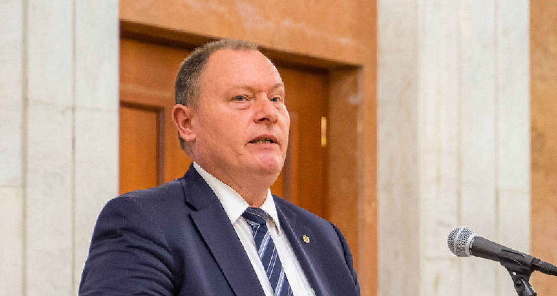 Premierul interimar Aureliu Ciocoi a anunțat ce salariu lunar primește de la Guvern