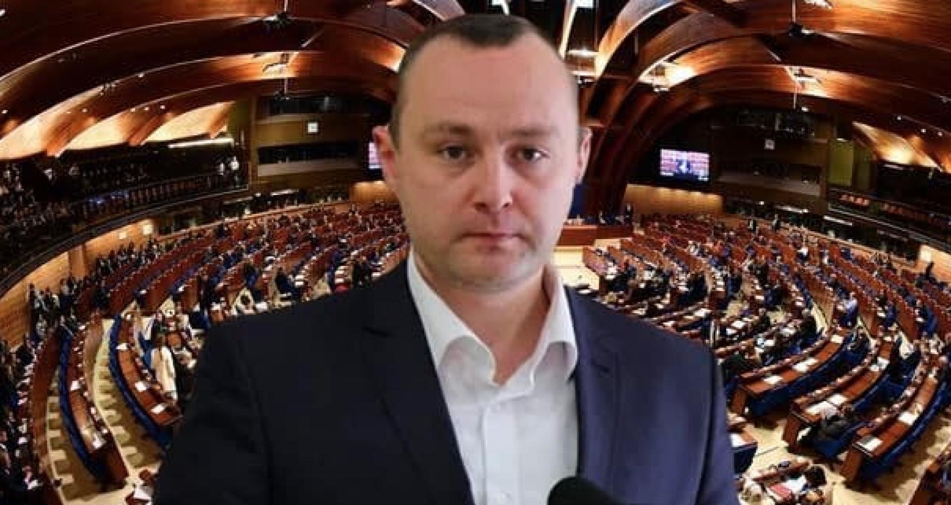 Parlamentul anunță că socialistul Vlad Batrîncea, care se află la Strasbourg, a fost ales vicepreședinte al APCE