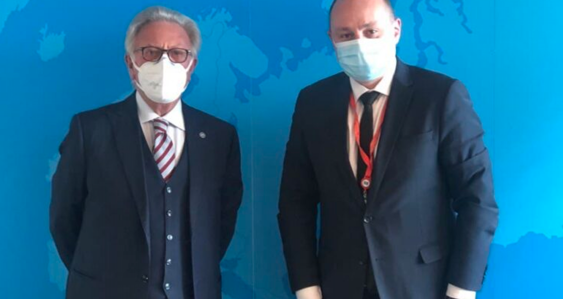 FOTO/ Parlamentul anunță că socialistul Vlad Batrîncea a discutat cu președintele Comisiei de la Veneția despre avizul CC privind constatarea circumstanțelor care justifică dizolvarea Legislativului de la Chișinău