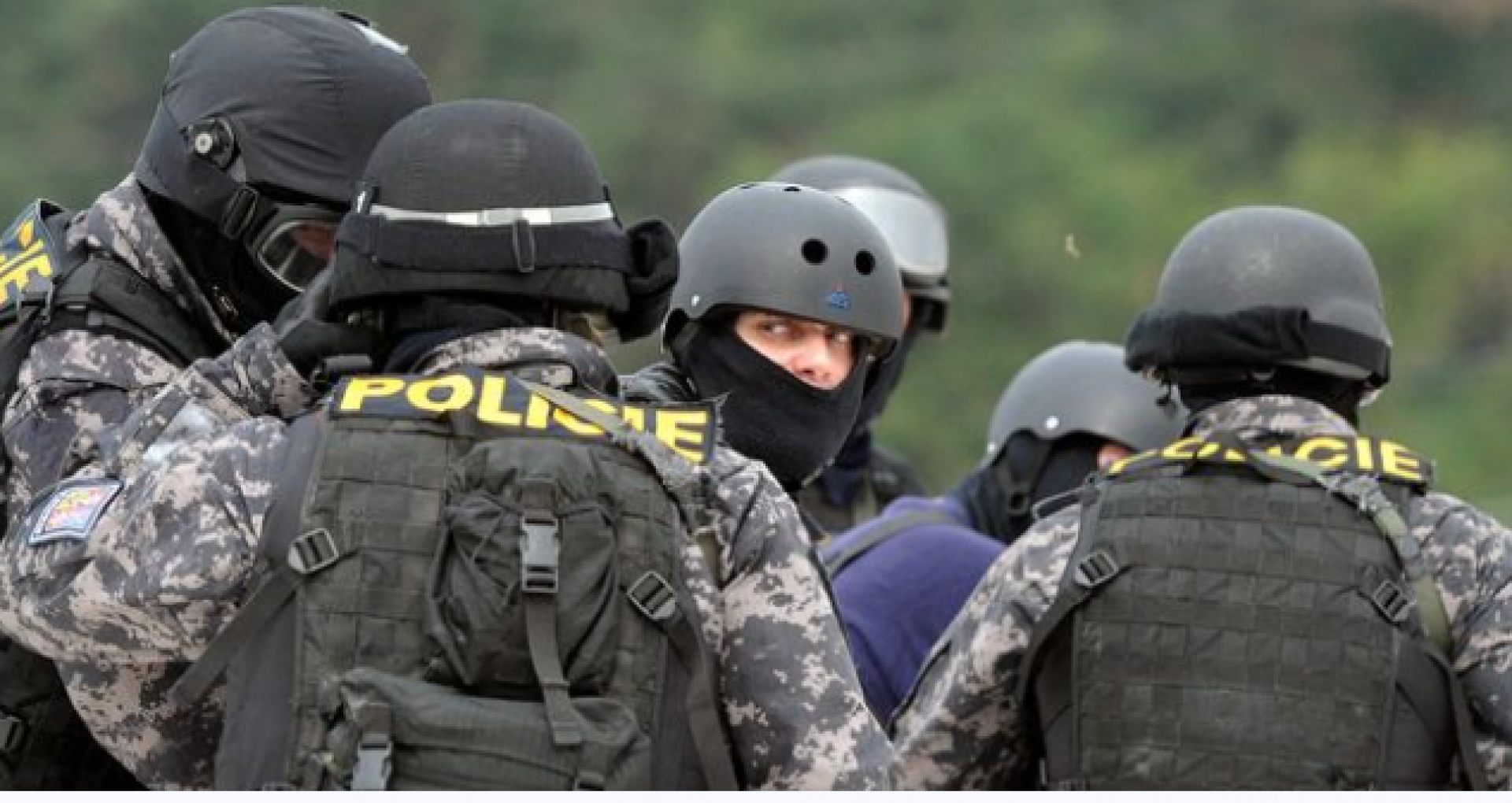 În Republica Cehă, în urma unei operațiuni speciale, au fost reținuți mai mulți suspecți de implicare în luptele împotriva Ucrainei
