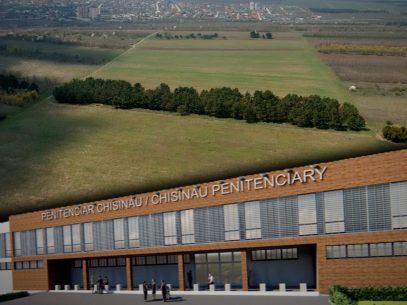 Blocaj, interese și acuzații de corupție în procesul de construcție a noului penitenciar din Chișinău