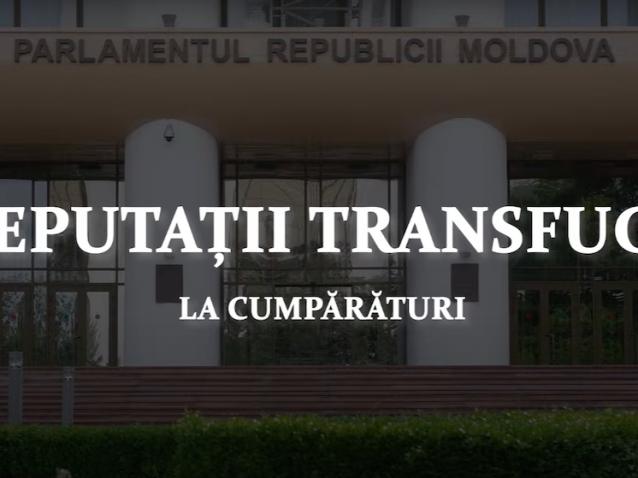 VIDEO/ Deputații transfugi, la cumpărături