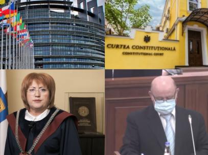 Cronologia evenimentelor din jurul Curții Constituționale: acțiunile PSRM-ȘOR asupra CC, reacțiile și îngrijorările în rândul oficialilor internaționali și clarificările constituționaliștilor. Ce urmează?