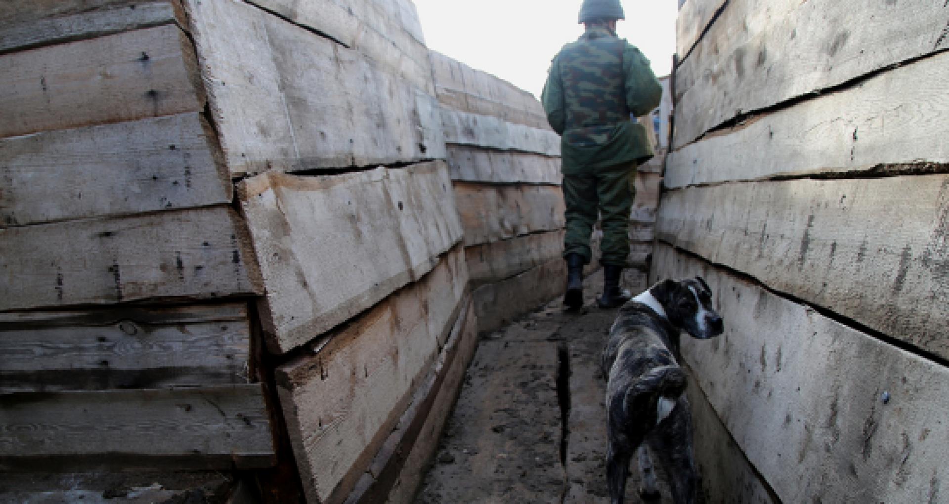 Ziua a început cu împușcături în Donbas: s-a raportat că grupuri armate ilegale au făcut uz de diverse tipuri de lansatoare de grenade și arme de calibru mic
