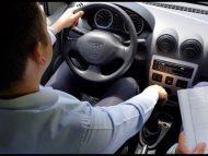 DOC/ Cele mai frecvente greșeli, comise la proba practică a examenului auto