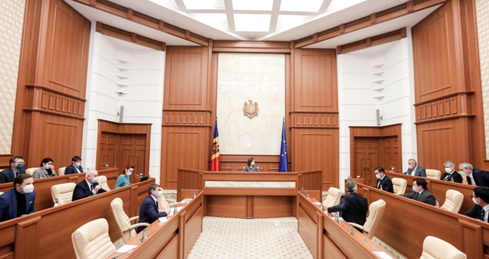 DOC/ Președinta R. Moldova, Maia Sandu, a semnat decretul de numire a lui Ștefan Țîbuleac în funcția de șef al Serviciului CSS