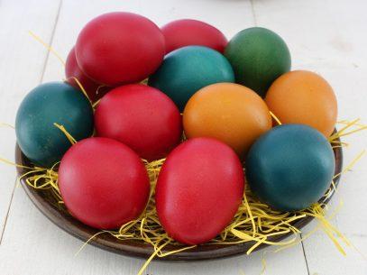 Vopseaua de ouă poate fi periculoasă – la ce să atragem atenția când o procurăm
