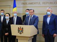 """Andrei Năstase: """"Astăzi, în Parlamentul R. Moldova, s-a produs o disperată și finală tentativă de restaurație a regimului oligarhilor și bandiților"""""""